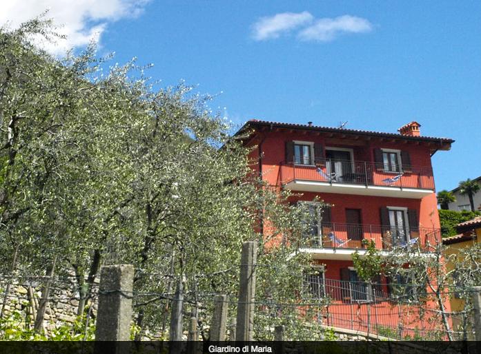 Appartement Giardino Maria