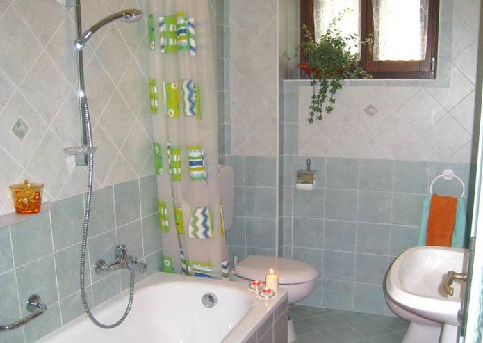 Badkamer appartement Mena