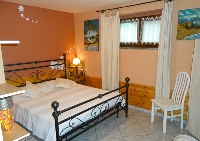 Slaapkamer appartement Mena