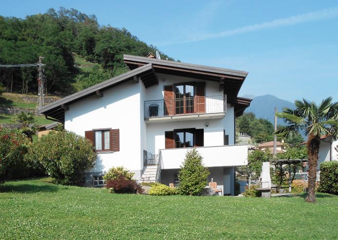 Vakantiehuis Villa Tschuetta