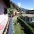 Balkon van Villa Rosa