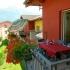 Balkon bij appartementen Residence Colombo