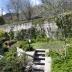 De tuin en het terras