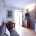Woonkamer appartement Marrone