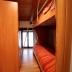 Stapelbed slaapkamer appartement Marrone