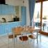 Open keuken en eethoek Residence Colombo