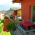 Balkon bij appartementen in Residence Colombo