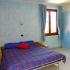 Slaapbank in de woonkamer bij Sorico