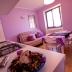 Woonkamer en keuken appartement Viola