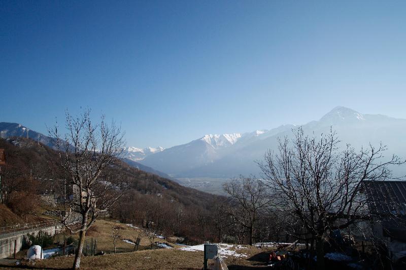 Uitzicht vanaf Bugiallo