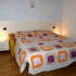 Voorbeeld van de luxe slaapbank bij Residence Colombo