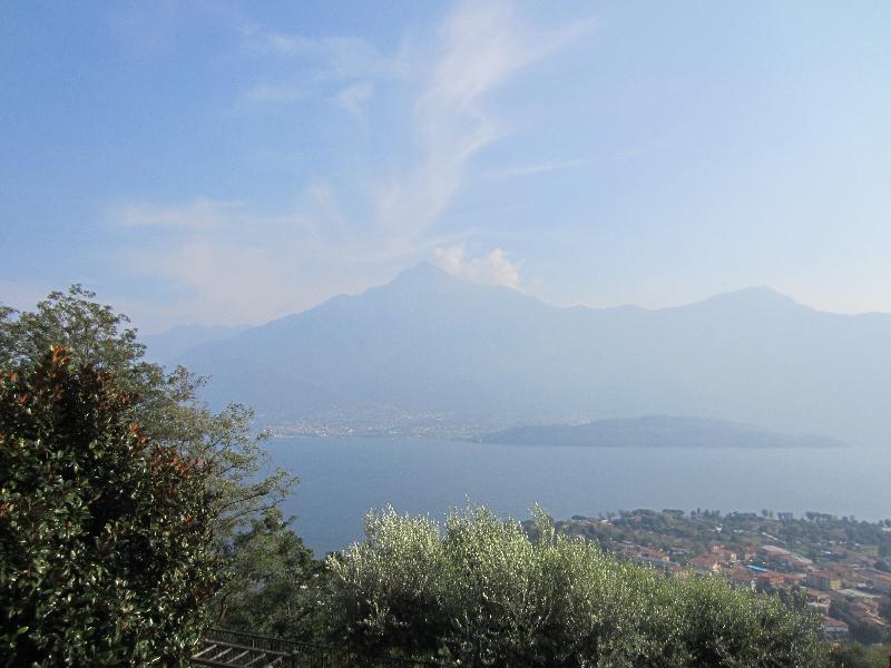 Monte legnone vanaf Vercana