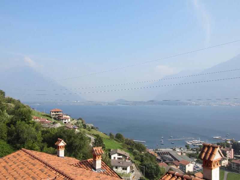 Uitzicht vanaf Vercana