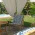 Tuin van Villa Palazzetta