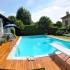 Tuin en zwembad van Villa Palazzetta