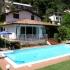 Het zwembad van Villa Palazzetta
