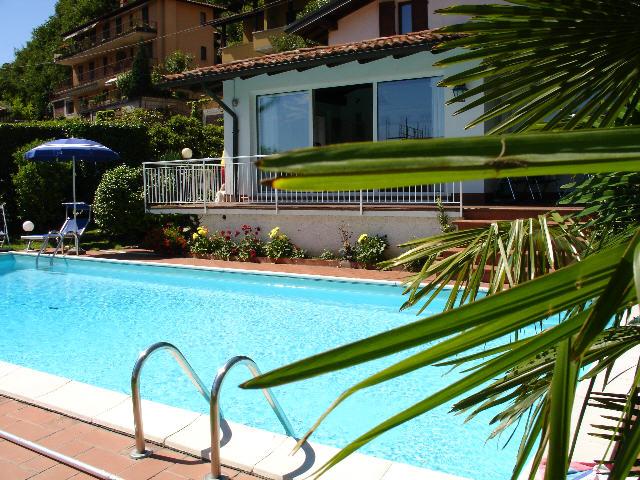 Zwembad Villa Palazzetta